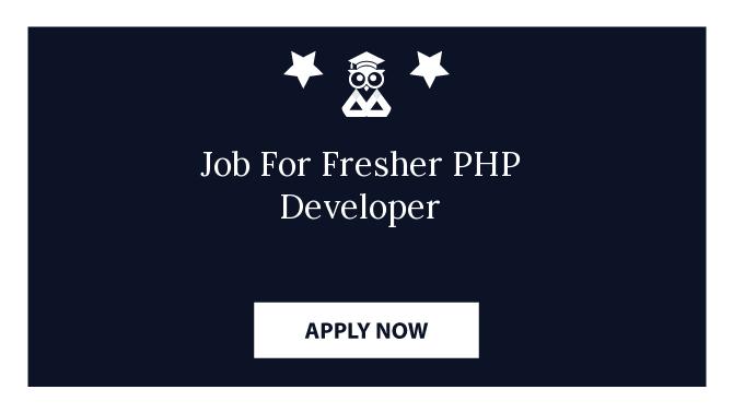 PHP Developer jobs in pune
